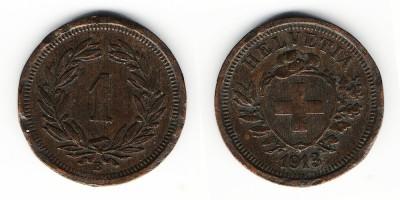 1 раппен 1913 года