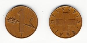 1 раппен 1958 года