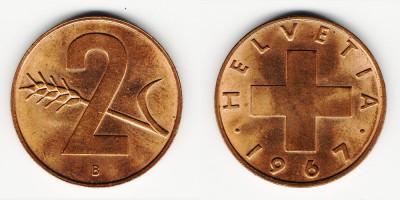 2 раппена 1967 года