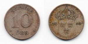 10 эре 1930 года