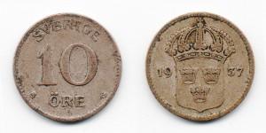 10 эре 1937 года