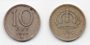 10 эре 1949 года