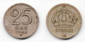25 эре 1946 года