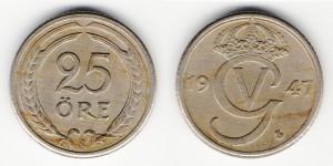 25 эре 1947 года