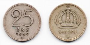 25 эре 1949 года