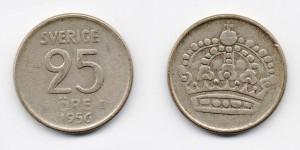 25 эре 1956 года