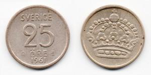 25 эре 1961 года