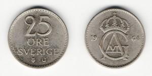 25 эре 1964 года