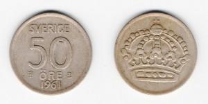 50 эре 1961 года