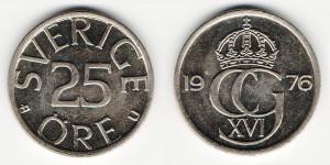 25 эре 1976 года