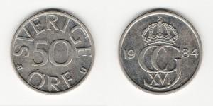 50 эре 1984 года