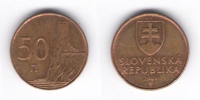 50 halierov 1996