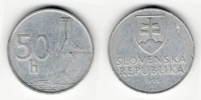 50 halierov 1993