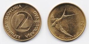 2 толара 1999 года