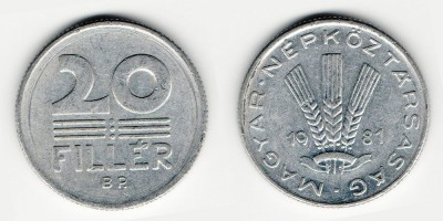 20 filler 1981