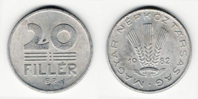 20 filler 1982