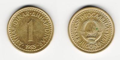 1 dinar 1985