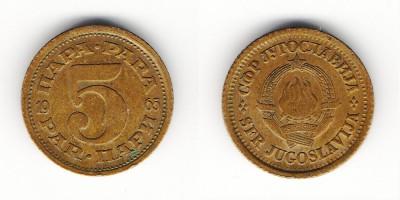 5 para 1965