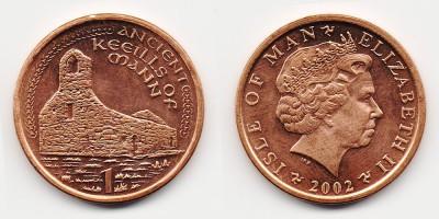 1 penny 2002