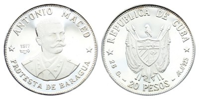 20pesos 1977