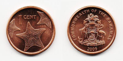 1 cent 2009