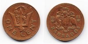1 цент 1981 года