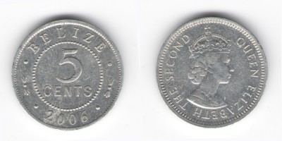 5 cents 2006