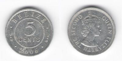 5 центов 2006 года