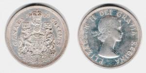 50 центов 1960 года
