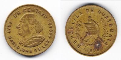 1 centavo  1988