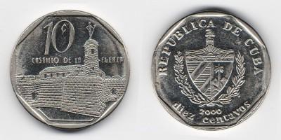 10 centavos 2000