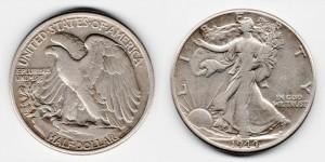 1/2 доллара 1944 года