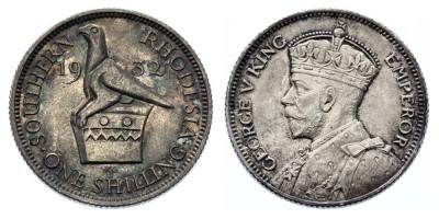 1shilling 1932