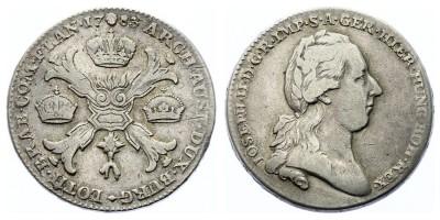 1kronenthaler(coroatáler) 1783