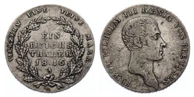 1reichsthaler 1816 A