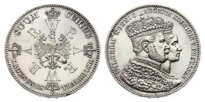 1thaler 1861