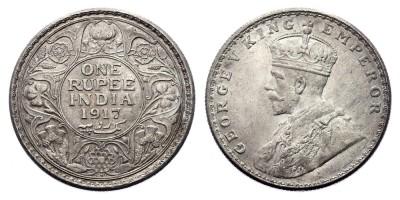 1rupee 1917