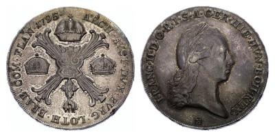 1kronenthaler(coroatáler) 1795 H