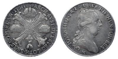 1kronenthaler(coroatáler) 1790