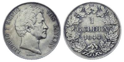1gulden 1844