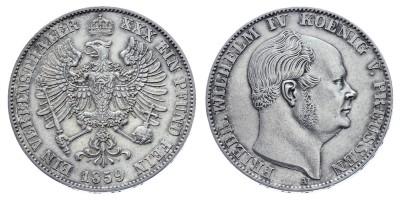 1vereinsthaler 1859