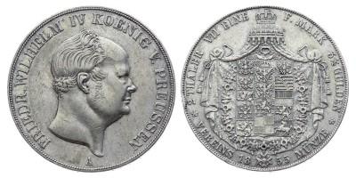 2thaler 1855