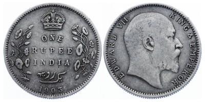 1rupee 1903