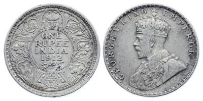 1rupee 1912