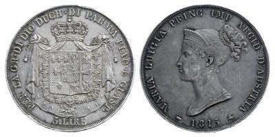 5lire 1815