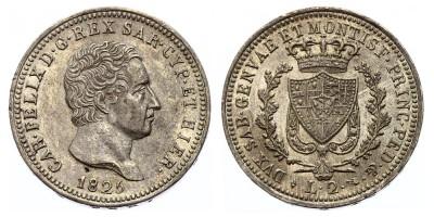 2lire 1825 L