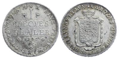 1thaler 1796