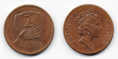 2 cents 1990
