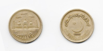 2 rupees 2000