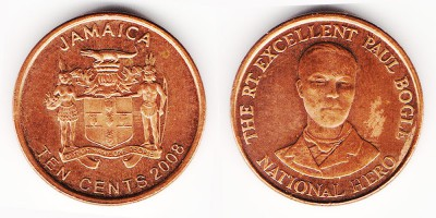 10 cents 2008